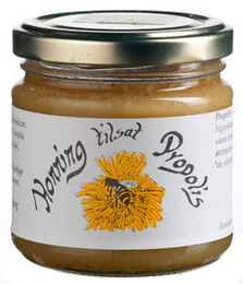 Honning m. propolis 250 g