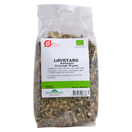 Natur Drogeriet LøvetandØko 80 gr