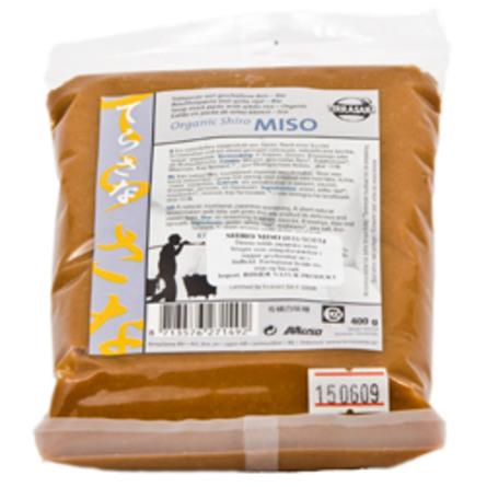 Miso Shiro ris-soja 400 g
