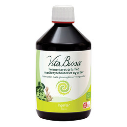 Vita Biosa Ingefær Øko 500 ml