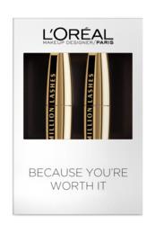 L'Oréal gaveæske  2 stk. mascaraer