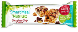 Nutrilett Chokolate chip Cookie bar 60 gr.