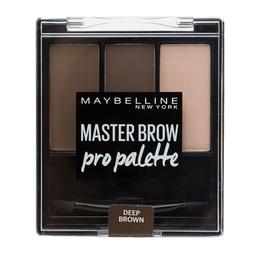 Maybelline Master Brow Design Kit Deep Brown