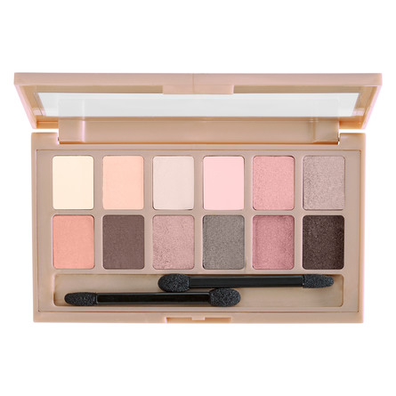 Maybelline Eye Shadow Palette Blushed Nudes