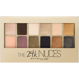 Maybelline e Eye Shadow Palette 03 24 Karat Nudes