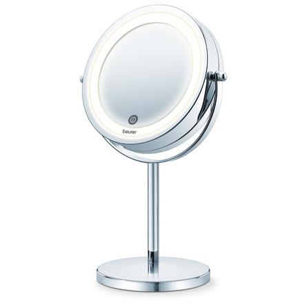 makeup spejl med led lys