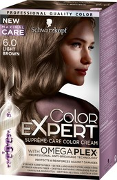 Schwarzkopf Color Expert 6.0 Light Brown