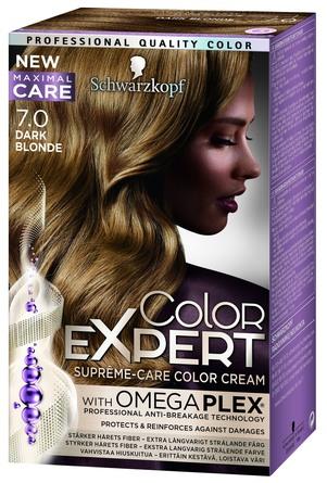 Schwarzkopf Color Expert 7.0 Dark Blonde