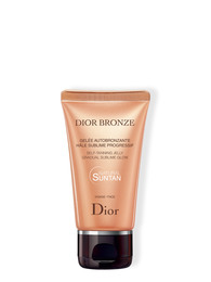 DIOR BRONZE SELF TANNING JELLY GRADUAL GLOW - FACE