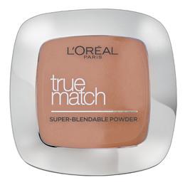 L'Oréal Paris True Match Pudder W6 Honey