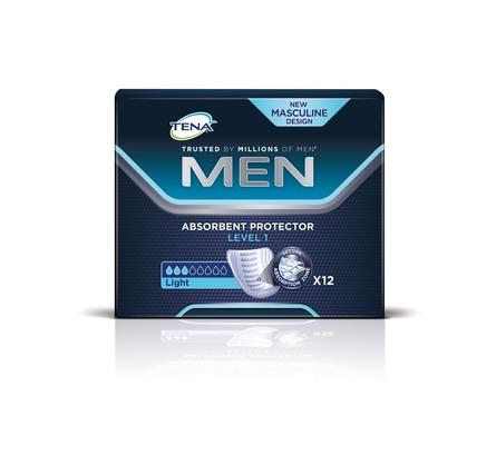 Tena Men Level 1 Inkontinensbind 12 stk.
