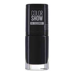 Maybelline ColorShow 677 Blackout Neglelak