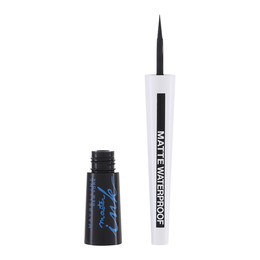 Maybelline Master Ink Matte Eyeliner Black WTP