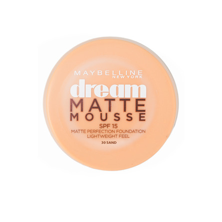 Maybelline Dream Matte Mousse 30 Sand