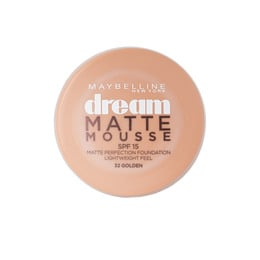 Maybelline Dream Matte Mousse 32 Golden