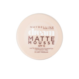 Maybelline Dream Matte Mousse 004 Light Porcelain