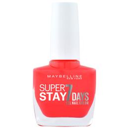 Maybelline Superstay 7 Days Neglelak 490 Hot Salsa