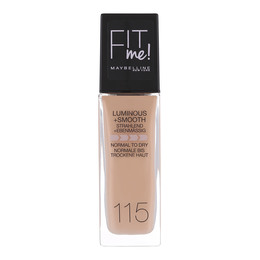 Maybelline Fit Me Luminous & Smooth Fdt. 115