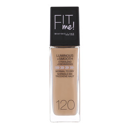 Maybelline Fit Me Luminous & Smooth Fdt. 120