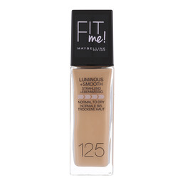 Maybelline Fit Me Luminous & Smooth Fdt. 125