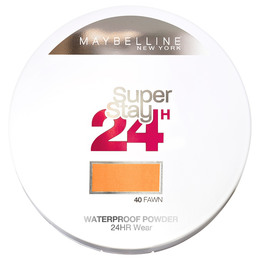 Maybelline Supersaty 24H Pudder 40 Fawn