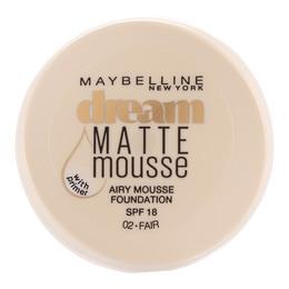 Maybelline Dream Mat mousse 002 Fair