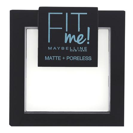 Maybelline Fit Me Matte & Poreless Pudder 090 Translucent