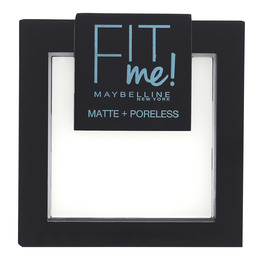 Maybelline Fit Me M&P pudder 090 Translucent