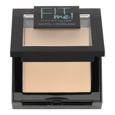 Maybelline Fit Me Matte & Poreless Pudder 105 Natural Ivory