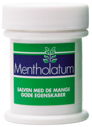 Mentholatum salve 30 g