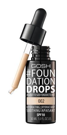 Gosh Copenhagen Foundation Drops 002 Ivory