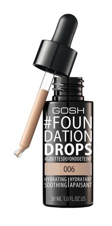 Gosh Copenhagen Foundation Drops 006 Tawny