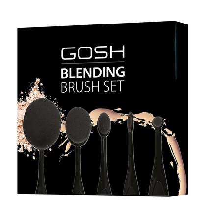 Gosh Copenhagen Ovalt Blending Brush set