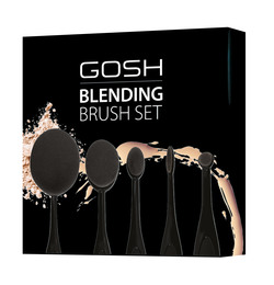 GOSH Copenhagen Ovalt Blending Brush set