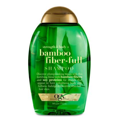 OGX Bamboo Fiber- Full Shampoo 385 ml
