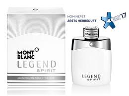 Mont Blanc Legend Spirit Eau De Toilette 100 ml