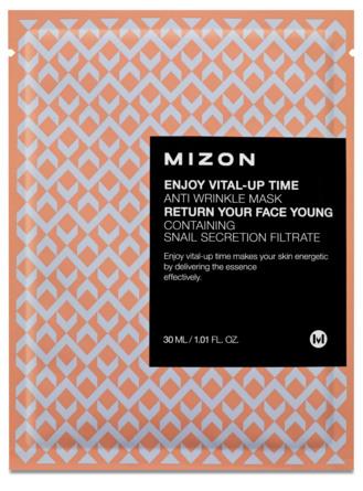Mizon Enjoy Anti Wrinkle Mask