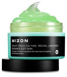 Mizon Fresh Revital Lime Lime Mask 100 ml