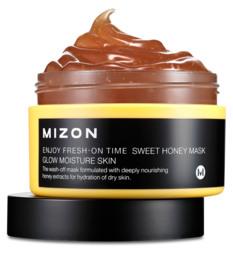 Mizon Fresh Sweet Honey Mask 100 ml
