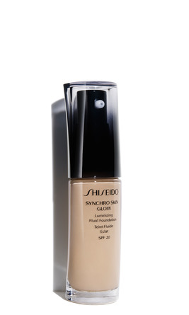 Shiseido Synchro Glow Foundation Neutral 4
