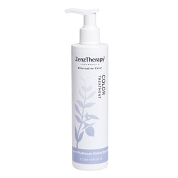 ZenzTeraphy Colour Treatment 1107 Platinum Violet Blond