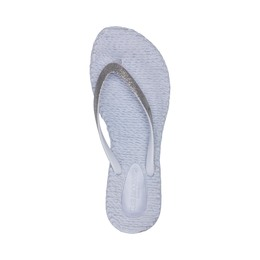Ilse Jacobsen Ladies Glitter Flip Flop Halogen Blue size 38