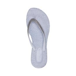 Ilse Jacobsen Ladies Glitter Flip Flop Halogen Blue size 40