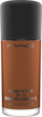 MAC Studio Fix Fluid SPF15 Foundation NW 58