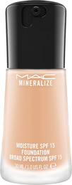 MAC Mineralize Moisture SPF15 Found. NC25 30ml NC 25
