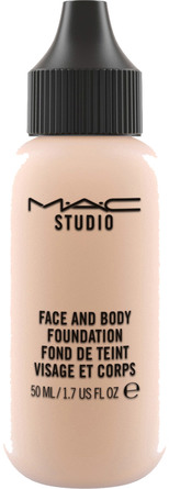 MAC Studio Face and Body Foundation N1