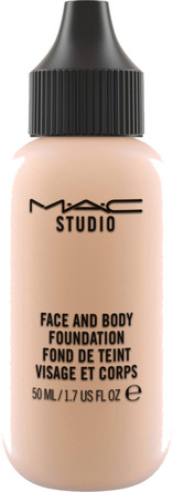 MAC Studio Face and Body Foundation N3
