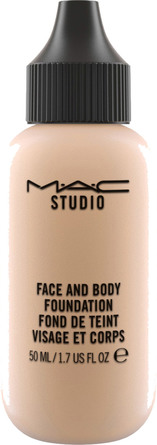 MAC Studio Face and Body Foundation C4
