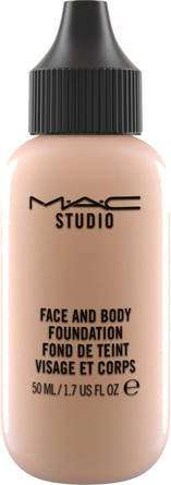 MAC Studio Face and Body Foundation N5