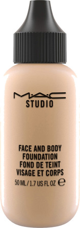 MAC Studio Face and Body Foundation C5